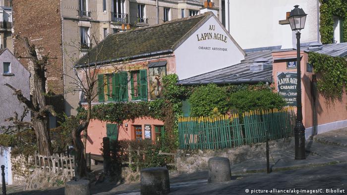 Frankreich Paris, Le Lapin Agile