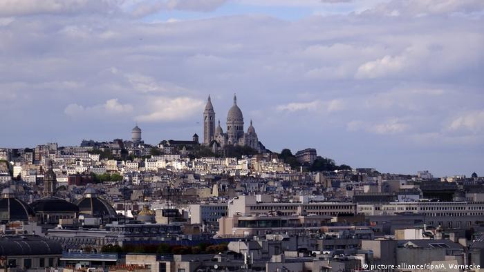 Frankreich Paris - Basilika Sacre-Coeur