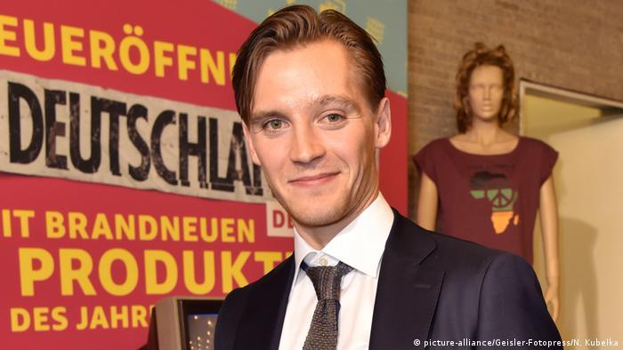 Deutschland 83 actor Jonas Nay