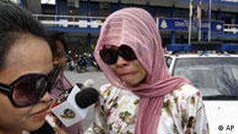 Kartika Sari Sewi Shukarno (Foto: AP)
