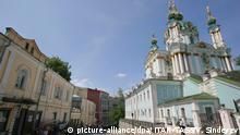 Ukraine | St. Andreaskirche in Kiew