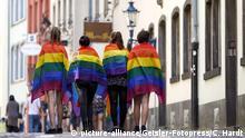 Köln - Christopher Street Day Parade 2018