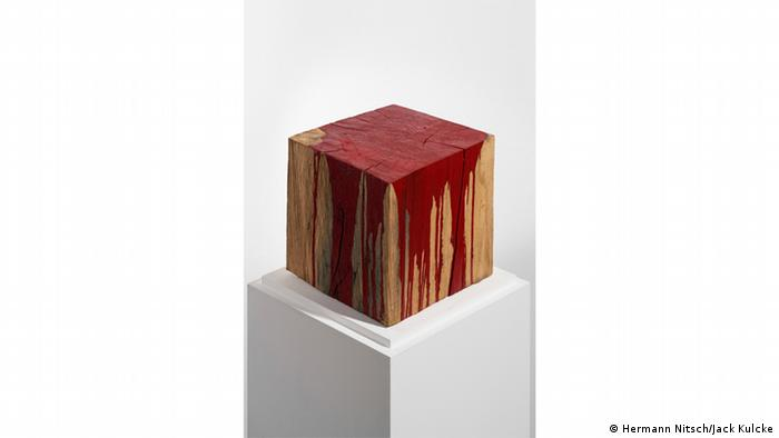 NOT THEN, NOT NOW, NOT EVER: Hermann Nitsch: Untitled (Jack Kulke)