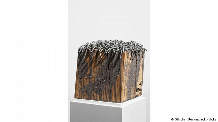 Ausstellung NOT THEN, NOT NOW, NOT EVER Ute Weingarten (Günther Uecker/Jack Kulcke)
