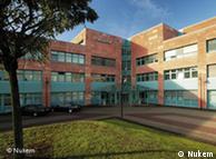 Головной офис Nukem и Nukem Technologies в баварском городке Альценау