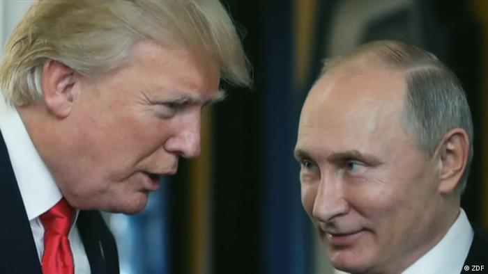 Trump and Putin (ZDF)