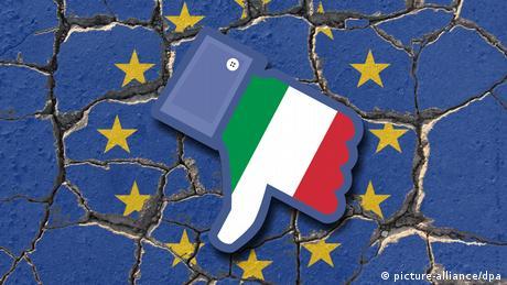 """DW: """"Ας κάνουμε υπομονή με την ιταλική οικονομία"""""""