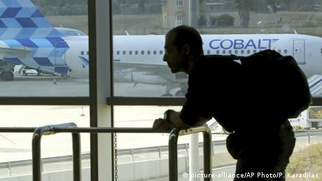 Ελάχιστες πιθανότητες μετάδοσης στο αεροπλάνο;