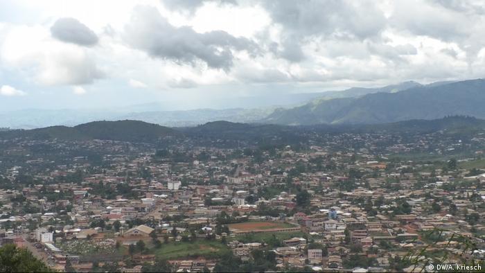 Kamerun   Bamenda (DW/D. Tchoffo)