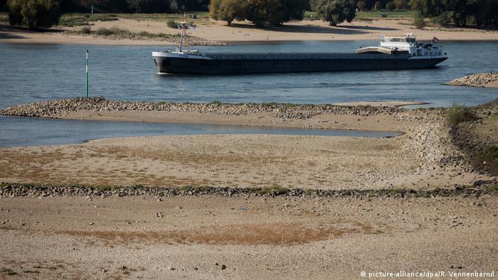 Low Rhine near Cologne (picture-alliance/dpa/R. Vennenbernd)