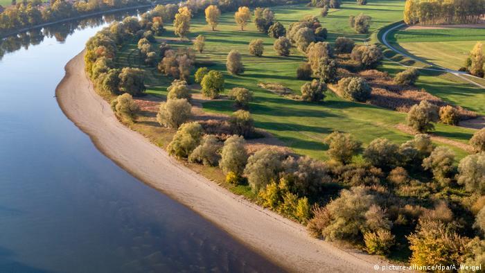 Danube in Bavaria, Germany (picture-alliance/dpa/A. Weigel)
