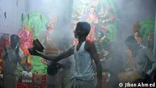 Copyright- Jibon Ahmed Taken in- Nasirnagar, Brahmanbaria, Bangladesh Subject- Hindu people of Nasirnagar celebrating Durga Puja