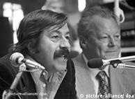 Günter Grass i njegov veliki prijatelj Willy Brandt