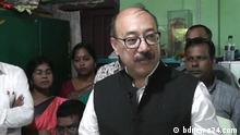 Indian High Commissioner in Dhaka Harsh Vardhan Shringla. © bdnews24.com