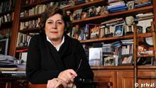 Ana Gomes Europaabgeordnete der Sozialistischen Partei Portugal