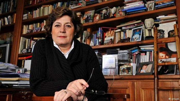 Ana Gomes Europaabgeordnete der Sozialistischen Partei Portugal (privat)