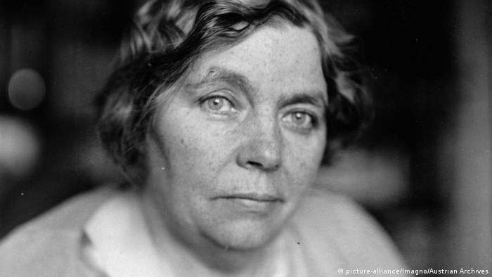 Helene Stöcker, Frauenrechtlerin und Schriftstellerin