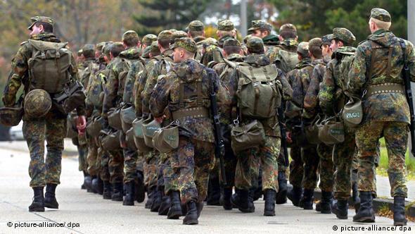 Aus für zahlreiche Bundeswehr Standorte