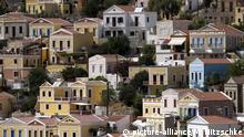 Symbolbild Altstadt Rhodos