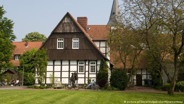 Фахверковый дом, Линен