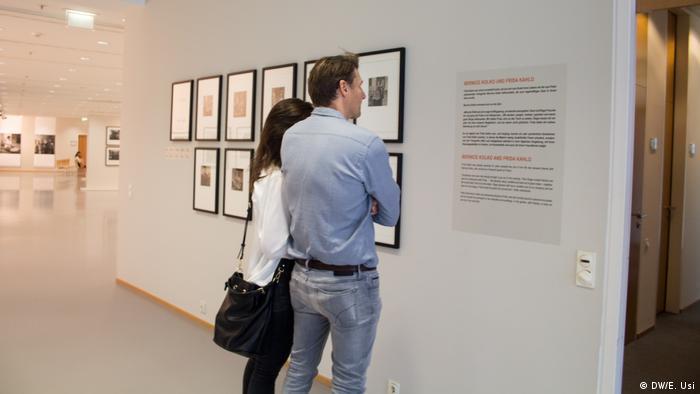 Aspecto de las instalaciones de la Fundación Willy Brandt.