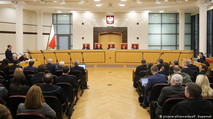 Poland's Constitutional Court