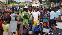 Quedutar Ialá Radfahrer aus Guinea-Bissau Beschreibung: Quedutar Ialá ist der erste Radfahrer aus Guinea-Bissau, der nach Europa zieht Datum: 18.10.2018 Foto Ort: Bissau und Lissabon Autor der Bilder: Braima Darame, Journalistin der DW Stichwort- Guinea Radfahrer