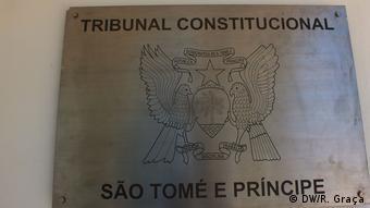 Verfassungsgericht in São Tomé