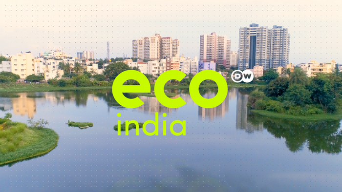 DW Eco India (Sendungslogo)