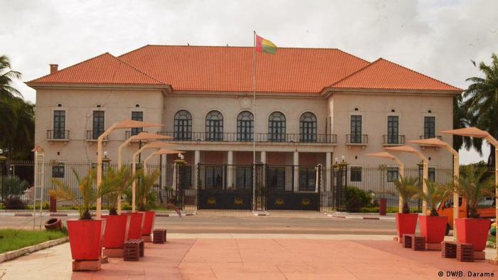 Westafrika: Guiné-Bissau: Wahlen (DW/B. Darame)