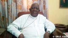 Kardinal Christian Tumi aus Kamerun