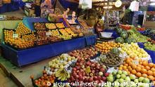Türkei Markt in Ayvalik