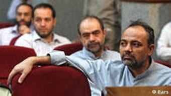 احمد زیدآبادی، یکی از قربانیان شکنجه سفید