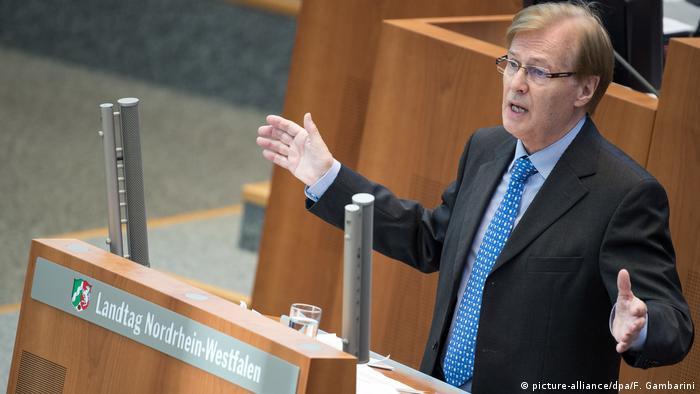 Ministar pravde Severne Rajne Vestfalije Peter Bizenbah (CDU)