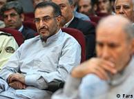 دادگاه سهشنبه سوم شهریور، عبدالله رمضانزاده: دومین نفر از سمت راست