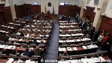 Mazedonien Parlament