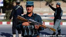 Afghanistan Parlamentswahl | Polizei in Kabul