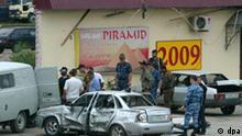 Anschläge in Tschetschenien