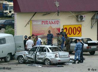 После очередного теракта в Чечне
