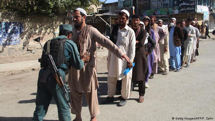 Afghanistan Parlamentswahlen