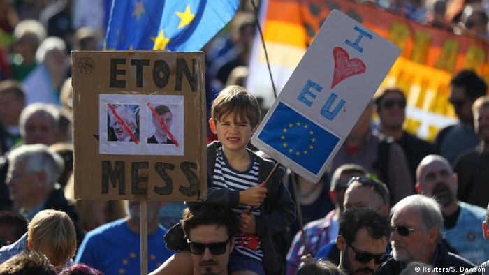 Лондонці вимагають провести другий референдум