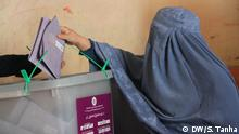 Afghanistan Wahl 2018 in Herat (DW/S. Tanha)