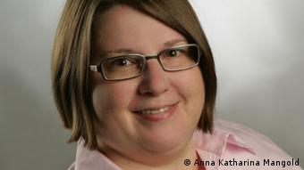 Rechtshistorikerin Dr. Anna Katharina Mangold (Anna Katharina Mangold)