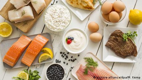 Nahrungsmittel Ernährung Vorbeugung