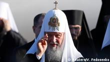 Russisch Orthodoxer Patriarch Kirill