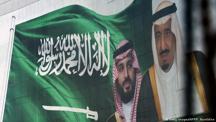 Saudi Arabien Wandbilder Familie Saud