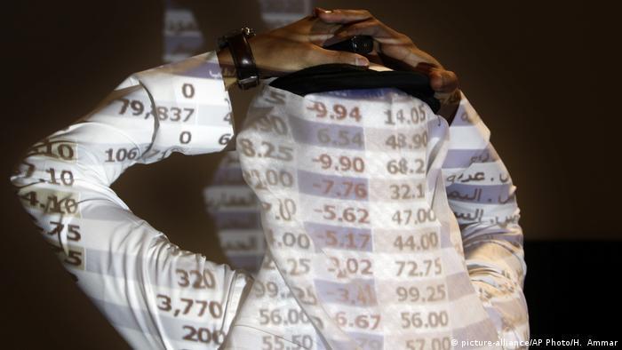 Saudi Arabien Börse Symbolbild Wirtschaft