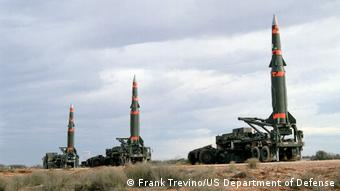 Ракеты Pershing 2