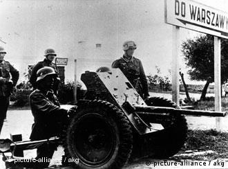 Napadi nemačkih snaga na Poljsku