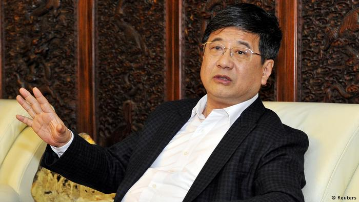 China Zheng Xiaosong, KP in Fujian (Reuters)